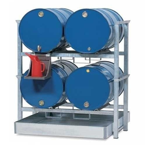 Oil Drum Storage & Drum Pallet